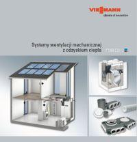 Systemy wentylacji mechanicznej z odzyskiem ciepła